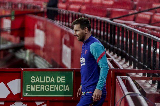 El crack rosariono Lionel Messi es deseado por el Manchester City de Pep Guardiola.