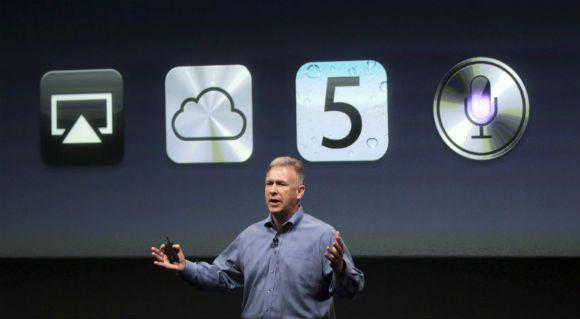 Los fanáticos de Apple se quedaron con las ganas del iPhone 5