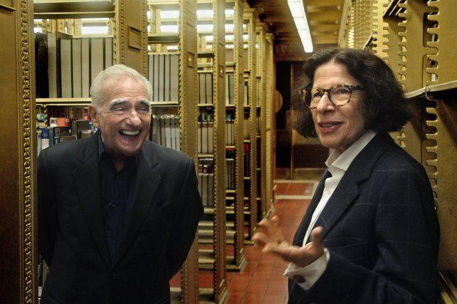 Martin Scorsese y su amiga Fran Lebowitz recorren las calles e indagan en la cultura de la ciudad.