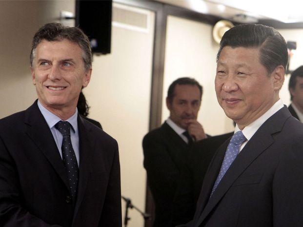 Los máximos mandatarios de Argentina y China se reunieron en Washington para fortalecer las relaciones bilaterales.