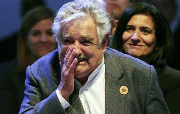 personaje. El irrepetible Pepe Mujica termina su presidencia el domingo.