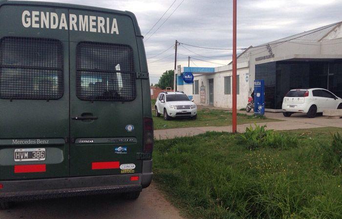 La fiscal OConnell dio detalles de los allanamientos en Rosario y localidades vecinas. (Foto: PeriódicoTodos.com)