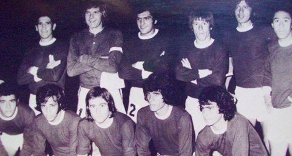 El Concejo municipal homenajeó a la selección rosarina de 1974