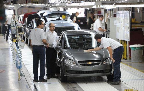 Números. El año pasado se fabricaron más de 617 mil vehículos. (foto: Néstor Juncos)