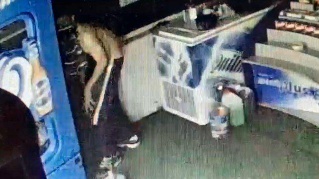Unas canchitas de fútbol en las que ya sufrieron tres robos en diez días