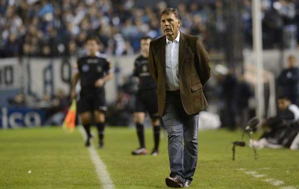 Russo volvió a reconocer que su equipo cometió errores. (Foto: S. Suárez Meccia)