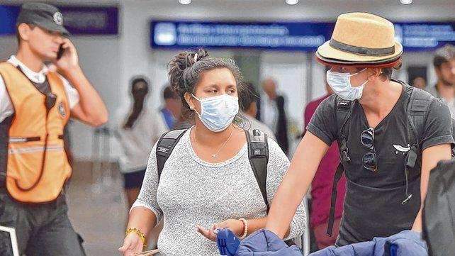 covid-19. El segundo paciente afectado por coronavirus en el país volvió el 1ª de marzo de Italia e ingresó por Ezeiza.
