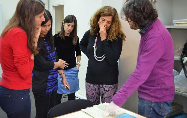 Las cartas fueron descubiertas por el Centro de Documentación Ishir