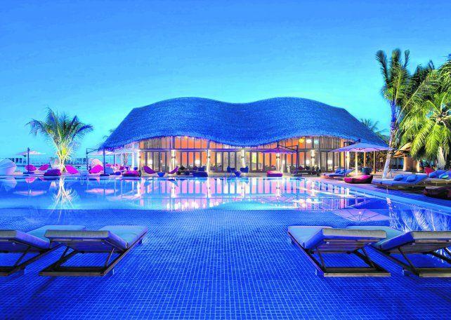 Confort junto a las olas. Club Med ofrece un destino ideal para relajarse y disfrutar del mar