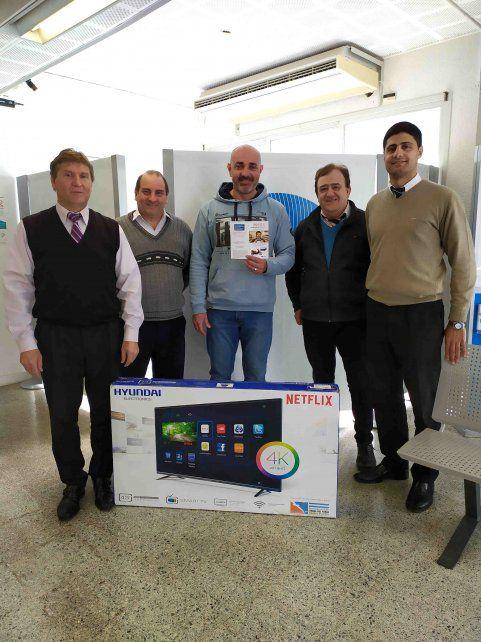 Banco Macro entregó los premios del sorteo