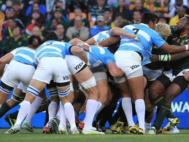 Cinco cambios en Argentina para recibir a Sudáfrica.