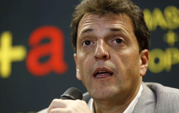 Massa busca ampliar la base de su proyecto político. De la Sota dice que hoy no se siente representado por el PJ.