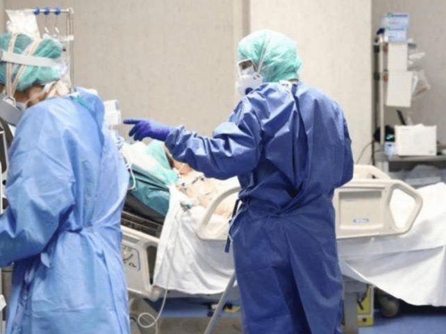 El número de camas críticas ocupadas son una preocupación para los responsables de salud.