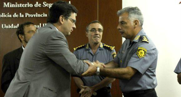 El gobierno dispuso sorpresivos relevos en la cúpula de la Unidad Regional II