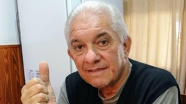 Agradecido. Chiriotto destacó la atención en el hospital de Venado.