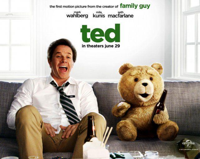 Ted fue un éxito de taquilla en 2012