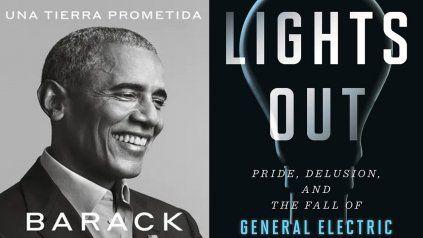 Una tierra prometida, de Barack Obama, uno de los libros recomendados por Bill Gates.