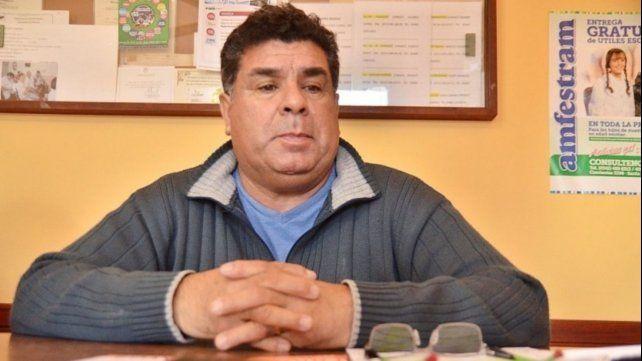 El dirigente Enzo Juárez proclama su inocencia.