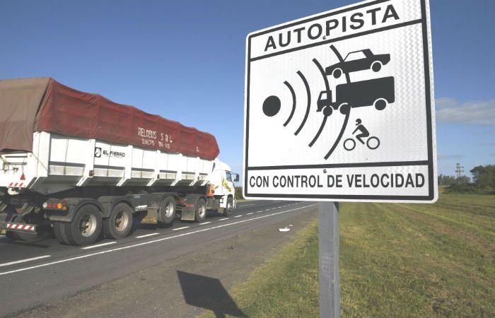 Señalización. Los conductores advierten que está demasiado próxima a los radares y no dan tiempo a desacelerar.