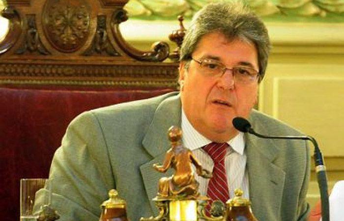 El diputado provincial justicialista Luis Rubeo (h).