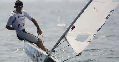 Julio Alsogaray sigue en zona de podio y aumentan las ilusiones del yachting