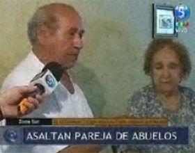 Roban a una pareja de jubilados que ahorraban para vistar a un familiar en Italia