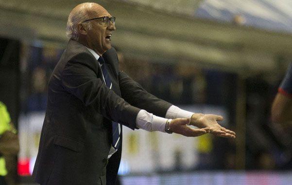 El secretario xeneize César Martucci pidió el apoyo de los hinchas para el equipo y el entrenador.