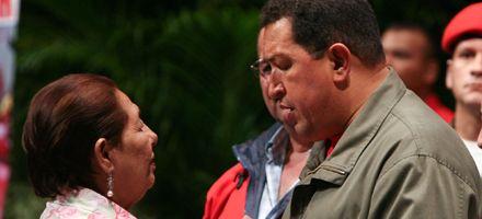 Chávez firmó el decreto de nacionalización de la siderúrgica Ternium-Sidor