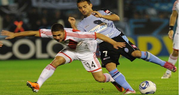 River jugó mal, perdió 2 a 0 ante Belgrano y quedó a 90 minutos del descenso