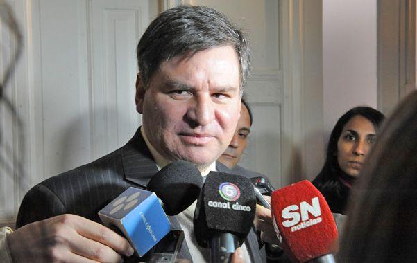 Guillermo Apanowicz acusará a los jefes policiales en una audiencia. (Foto: S.Meccia)