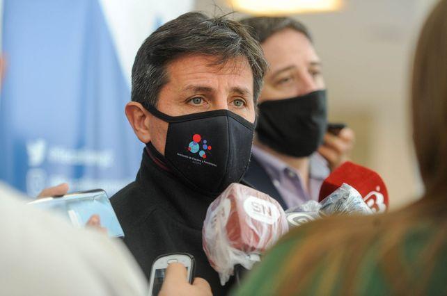 Los fiscales Luis Schiappa Pietra y Matías Edery acusaron al ex diputado Marcelo Darío Scataglini