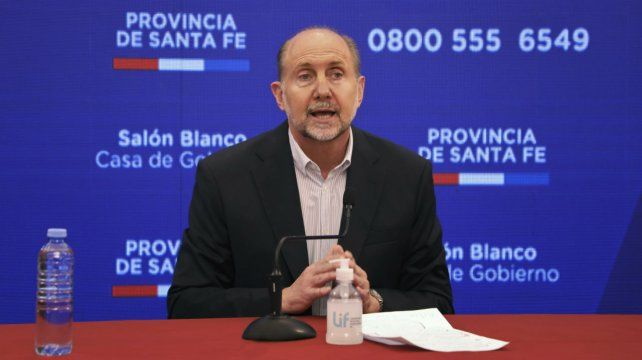El gobernador Perotti apoyó la intervención a la empresa Vicentín
