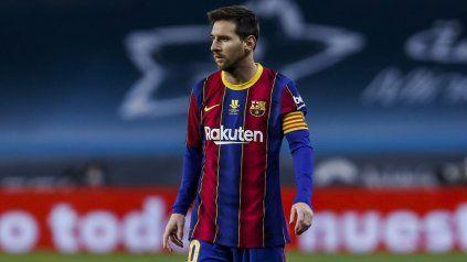 ¿Y si no sigue? La continuidad de Messi en el Barcelona ahora parece que ya no es un hecho.