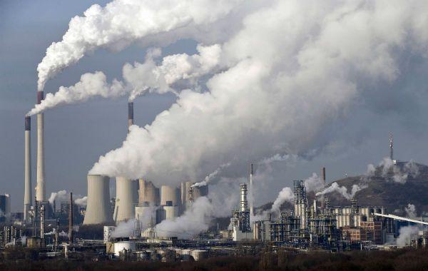 Las emisiones de las fábricas son una preocupación.