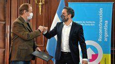 Presentaron un proyecto ambiental para el río Uruguay