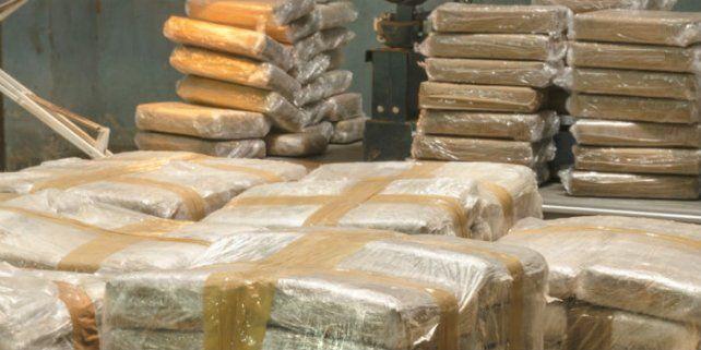 Millonario secuestro de cocaína en un puerto de Alemania