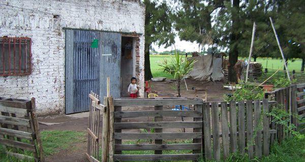 Violan y matan a golpes a una nena de 3 años cerca de Reconquista