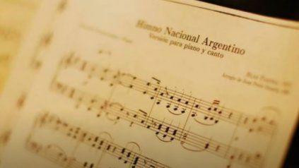 Hace 208 años, Vicente López y Planes y Blas Parera escribieron el Himno Nacional.