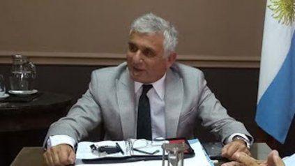 El secretario de Justicia de Santa Fe, Gabriel Somaglia.