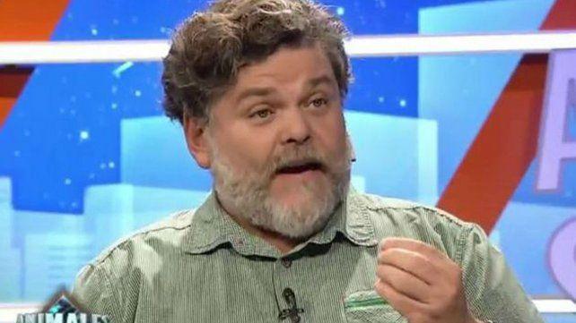 Alfredo Casero se indignó con las críticas y le pidió a Navarro un mano a mano en vivo