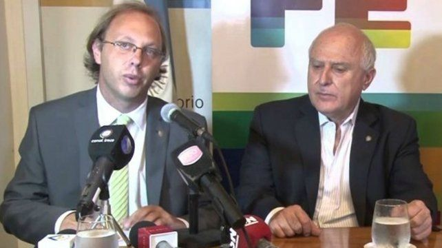 Lifschitz agregó que la  directiva a (el ministro de Economía  santafesino) Gonzalo Saglione es  rediseñar el presupuesto provincial.