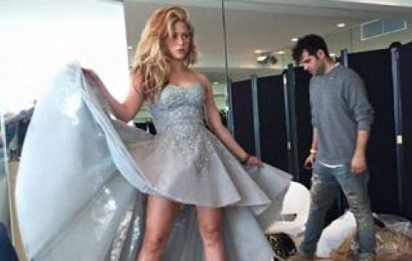 A tres meses de dar a luz, Shakira se mostró más sexy que nunca