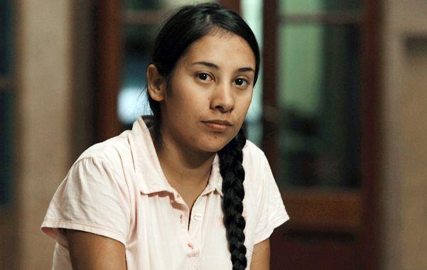 A salvo. Silvana sobrevivió a las 17 puñaladas que le asestó Juan Valentini. (foto: Silvina Salinas)