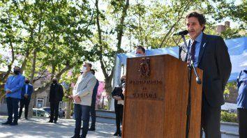 Casilda cumple 113 años de su declaración como ciudad y lo festeja con distanciamiento