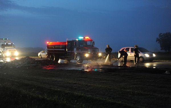 509 automóviles participaron de los accidentes analizados