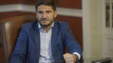 """Oposición dura. Pullaro sostiene que el gobierno de Perotti es """"pésimo""""."""