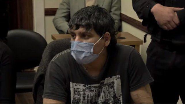 Juan Ramón Cano fue condenado ayer por los delitos de homicidio triplemente calificado.