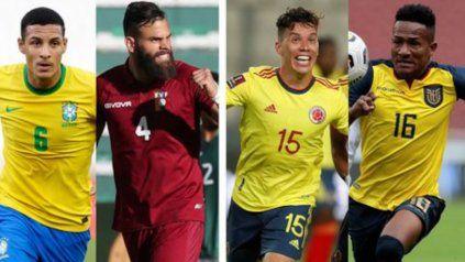 La verdeamarelha y la vinotinto abren el fuego en la Copa América y luego se enfrentan Colombia-Ecuador.