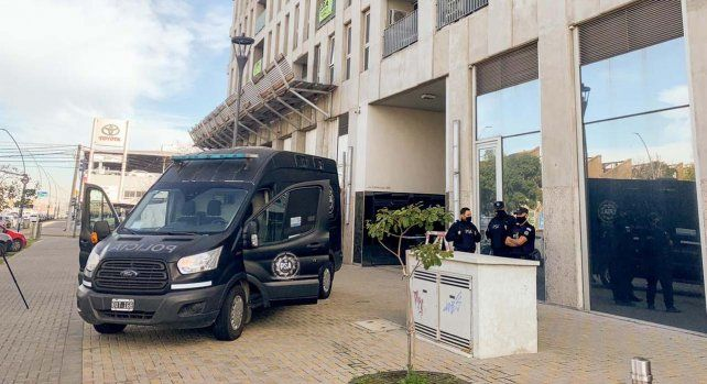 Los operativos de la PSA se realizaron en dos domicilios y un local en edificios de Puerto Norte