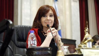 Cristina publicó una durísima carta contra el presidente.